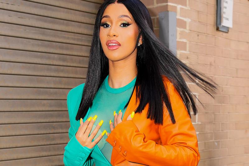 Cardi B Joins Fast & Furious 9 Cast vin diesel Lucas Black Tyrese Gibson Ludacris Charlize Theron Michael Rooker John Cena movies films action