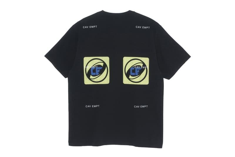 Cav Empt Drop 14 Fall Winter 2019 Collection Toby Feltwell Sk8thing graphics digital c e universal ziggurat streetwear bomber jacket