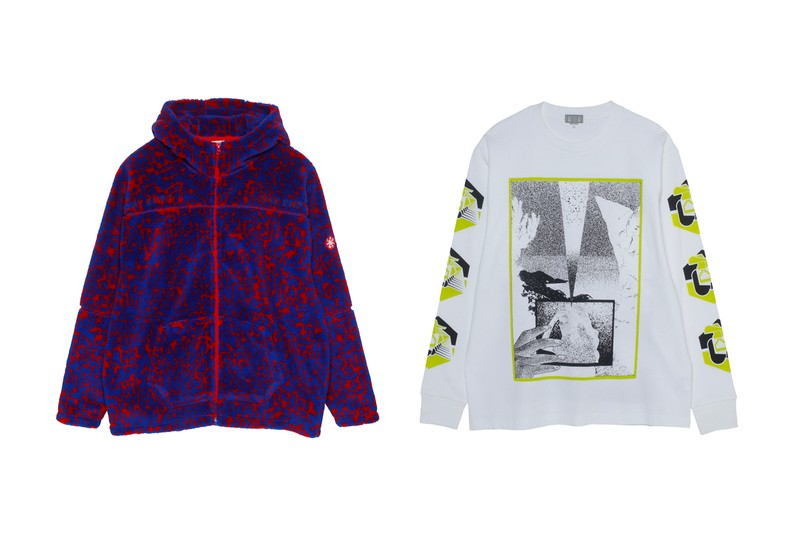 Cav Empt Bolsters Cold-Weather Offerings in 15th FW19 Collection Drop