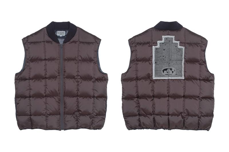 Cav Empt Fall/Winter 2019 15th Drop Release Info CE C.E Japanese streetwear brand sk8thing toby feltwell where to cop NOISE FLEECE ZIP HOODY SQ DOWN VEST OVERDYE PANEL ZIP HOODY LINE LOOSE NET KNIT OVERDYE SQUAD CREW NECK TRUE NATURE LONG SLEEVE T OVERDYE A MERE...T SIDE POCKET PANTS