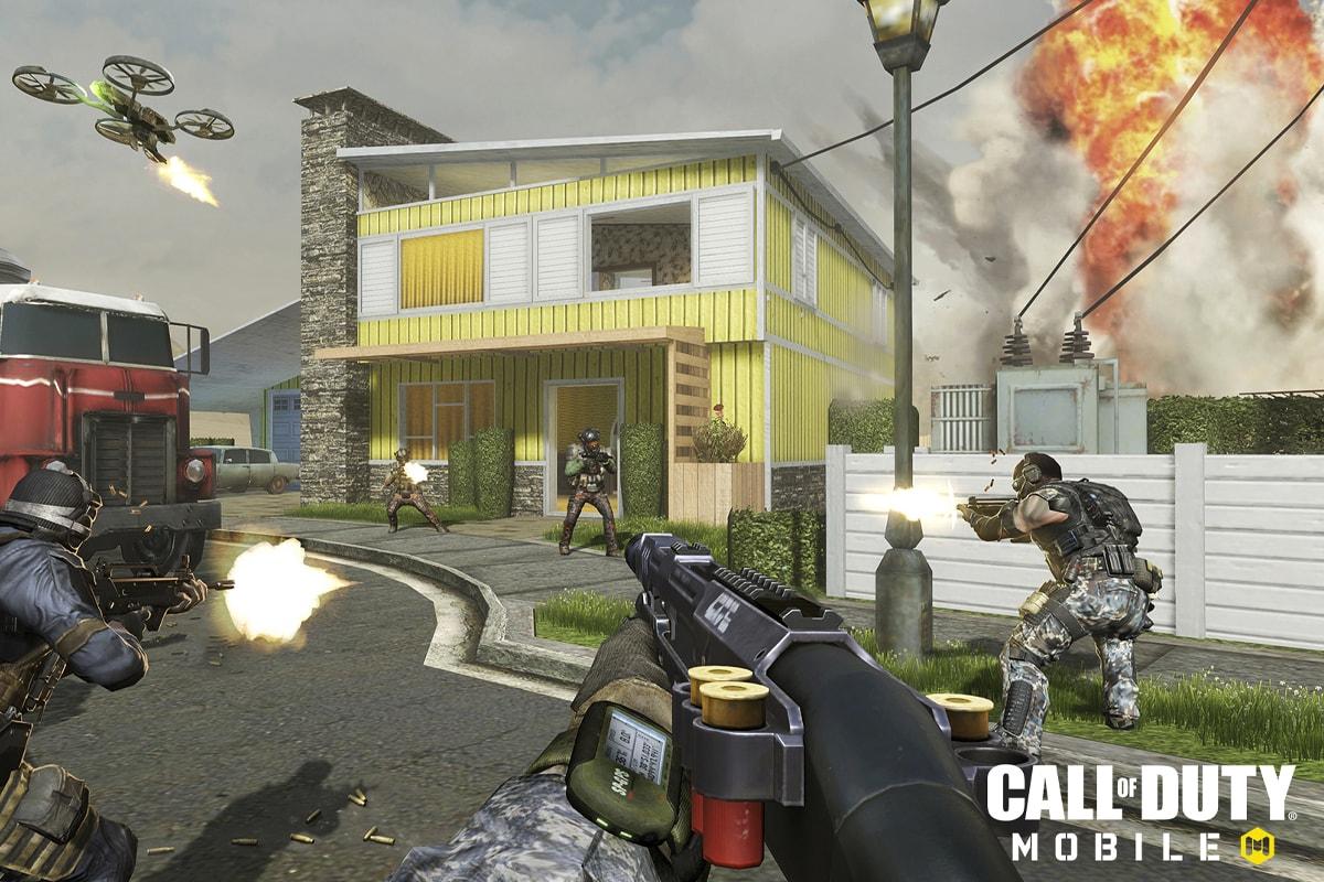 Chris Plummer 'Call of Duty Mobile' Interview | HYPEBEAST -