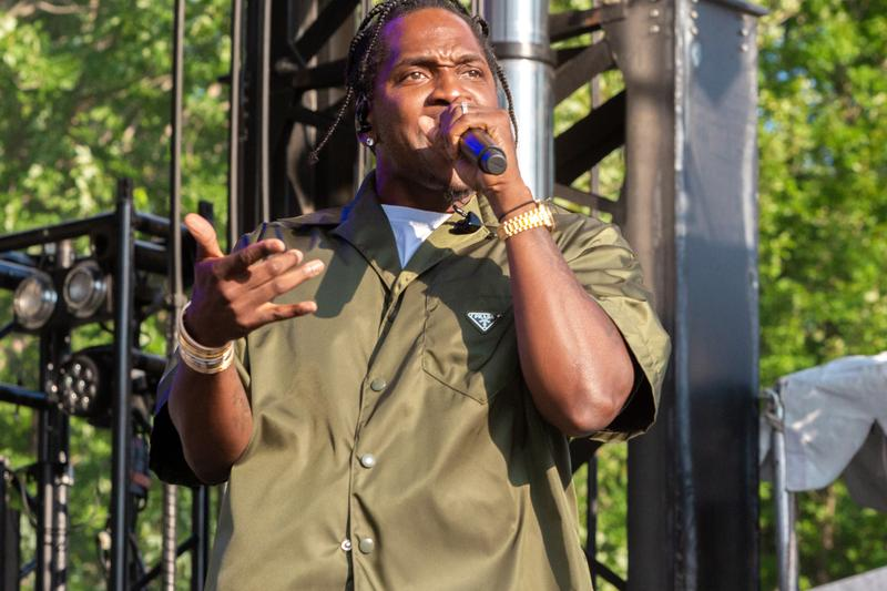 Pusha T No Malice Reunite Jesus Is King clipse members hip hop rap kanye west Til the Casket Drops albums songs features LP gospel rappers