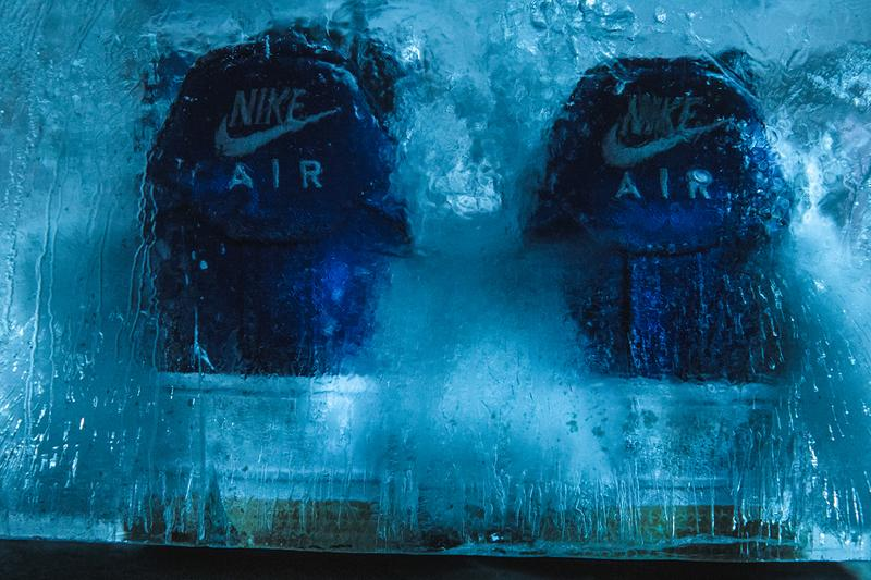 "CLOT x Nike Air Force 1 ""Royale University Blue Silk"" Official Release Information Closer Look Imagery Announcement Edison Chen Limited Edition"