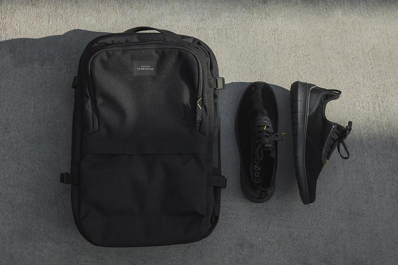 Cole Haan Generation ZERØGRAND Jabari Johnson Lookbook Utilitarian Grand Beginnings Campaign Shavone Charles Shoes Outerwear Bags Jackets Lifestyle