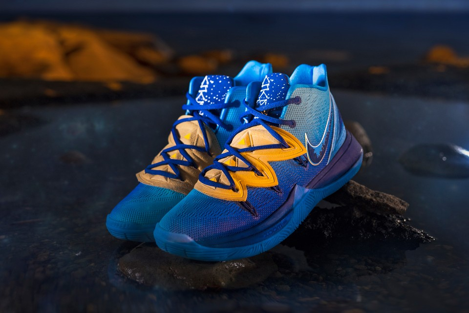 """Concepts & Kyrie Irving Team up Again for Nike Kyrie 5 """"Orion's Belt"""""""