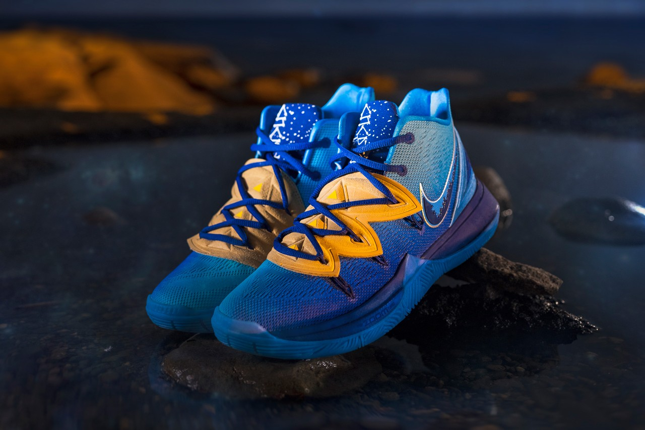 Concepts Nike Kyrie 5 Orion's Belt