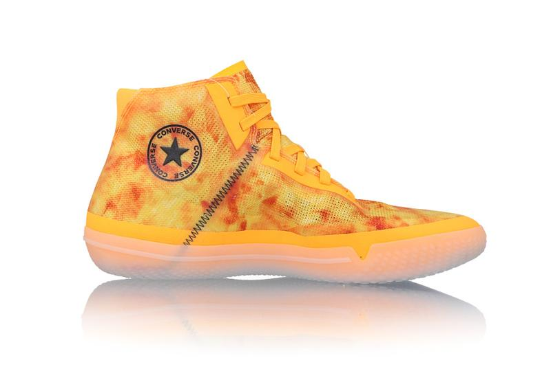 converse all star pro bb react yellow orange black flame print fire release date info photos 166261c