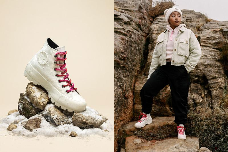 Converse Cold Weather Collection 2019 Release Date Chuck 70 Bosey taylor MC mc18 gore tex sneakers boots sneakerboots ctas all star lugged winter