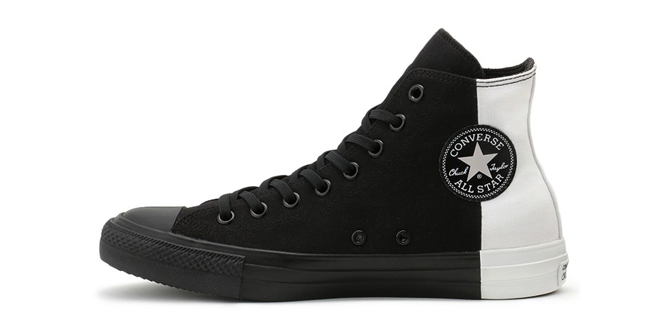 converse high full black