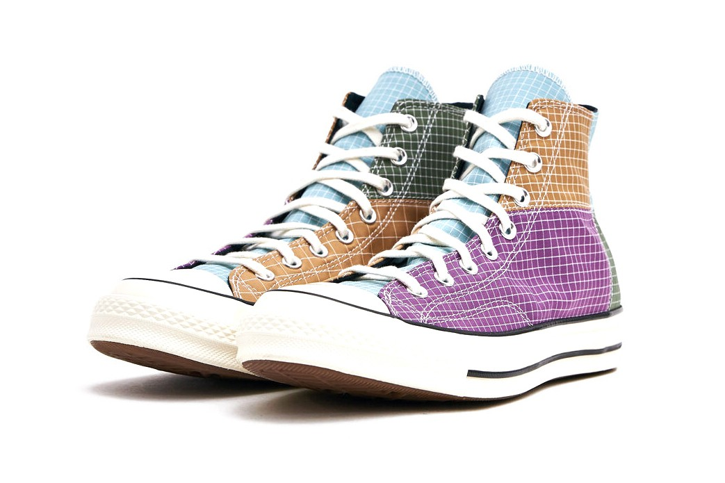 Converse Refreshes Chuck 70 High in