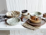 COPSON & Kana Collaborate on Italian-Inspired Ceramics Collection