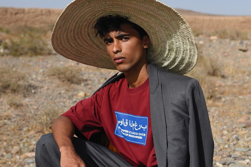 Loco Dice x Daily Paper Drop Capsule Collection Inspired by Souks of Marrakech
