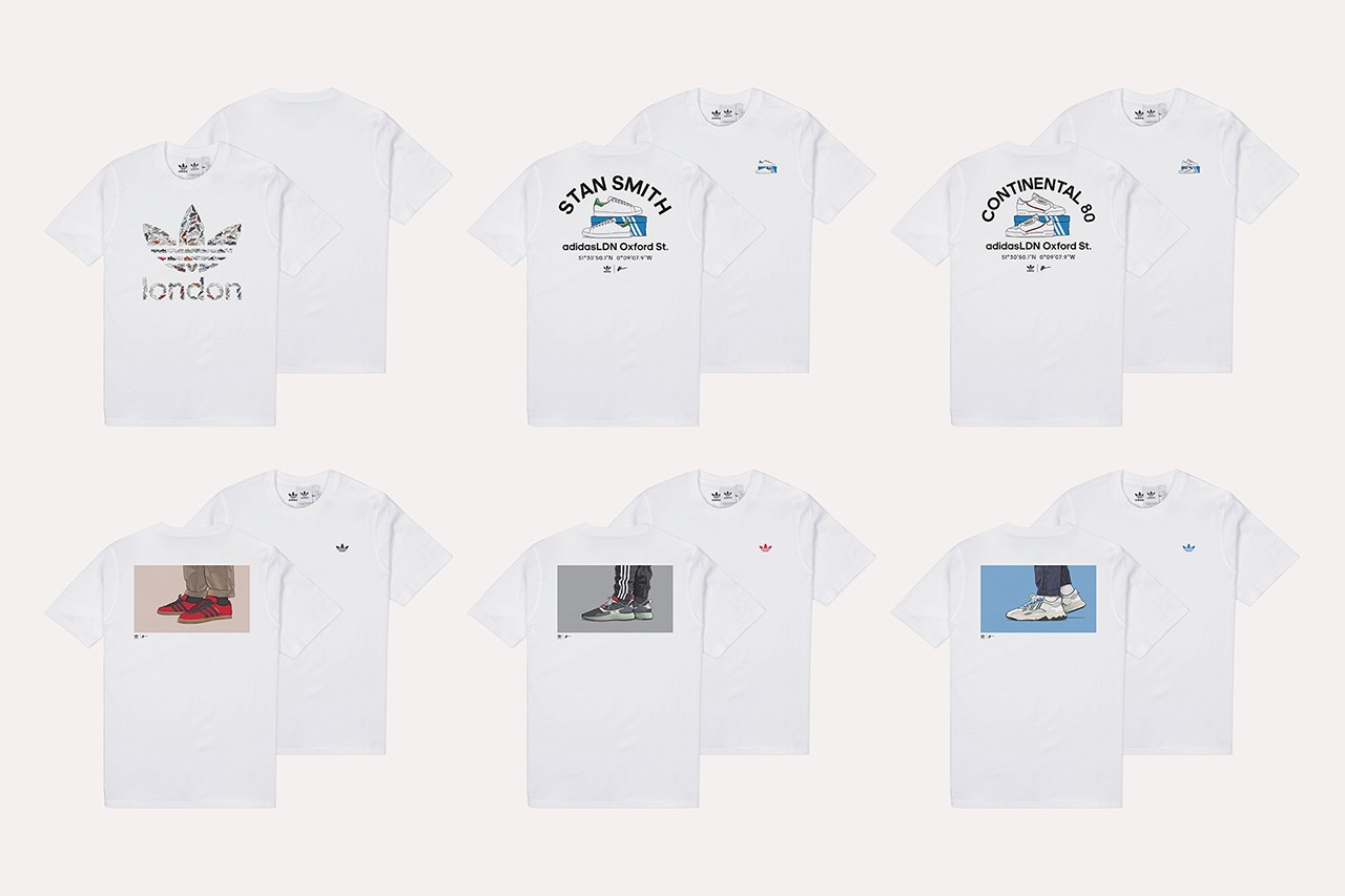 adidas london t shirt
