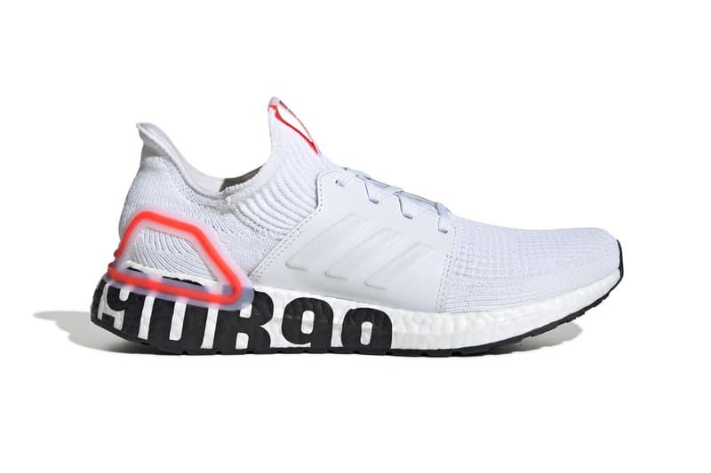 David Beckham x adidas Ultra Boost 2019 Release soccer footwear football MLS running shoe trainers kicks primeknit