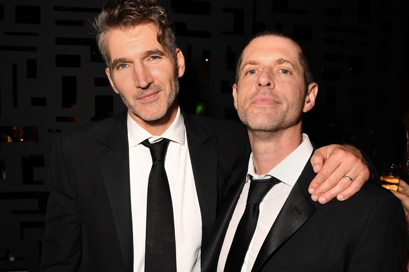 David Benioff & D.B. Weiss Exit 'Star Wars' Trilogy 'game of thrones' 'got' new films disney lucasfilm offshoot