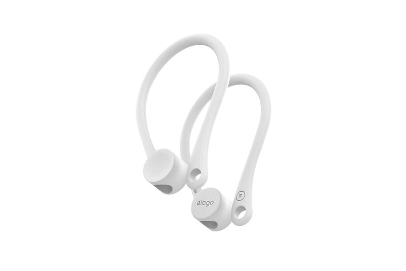 Elago Apple AirPod EarHooks Release headphones airpods gym sports music listening beats