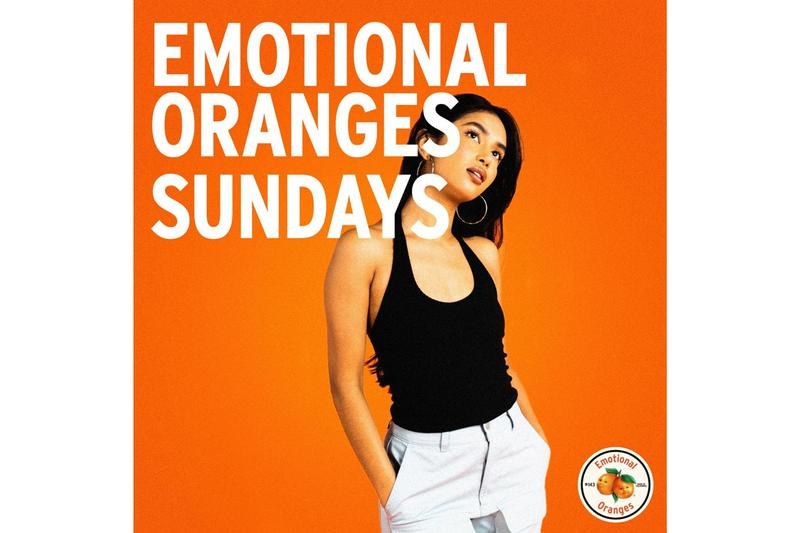 emotional oranges sundays single song stream the juice vol ii 2 album release date new project november 18