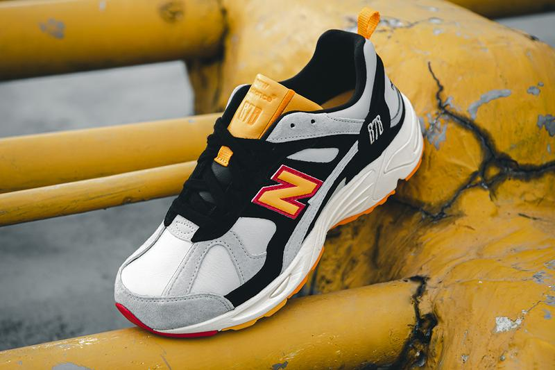 """END. x New Balance 878 """"Grey Gull"""" Closer Look Editorial Shoot HYPEBEAST Footwear Sneaker Shots Up Close Release Information Cop ABZORB"""