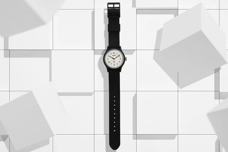END. x SOPHNET. x Timex MK1 Military Watch Release