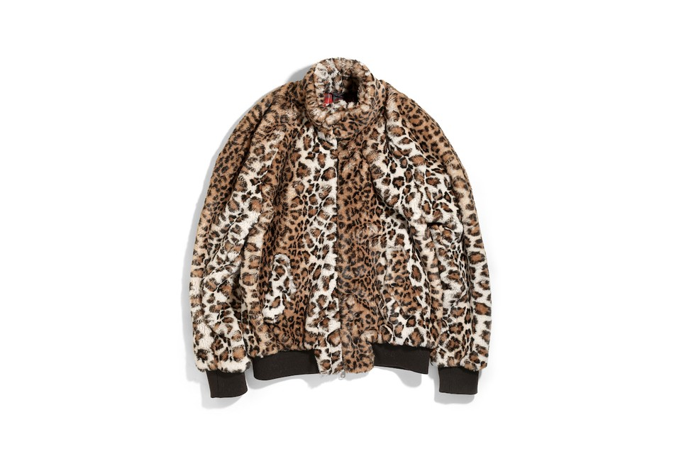 Engineered Garments Taps Baracuta for Thick Fur Covered G9