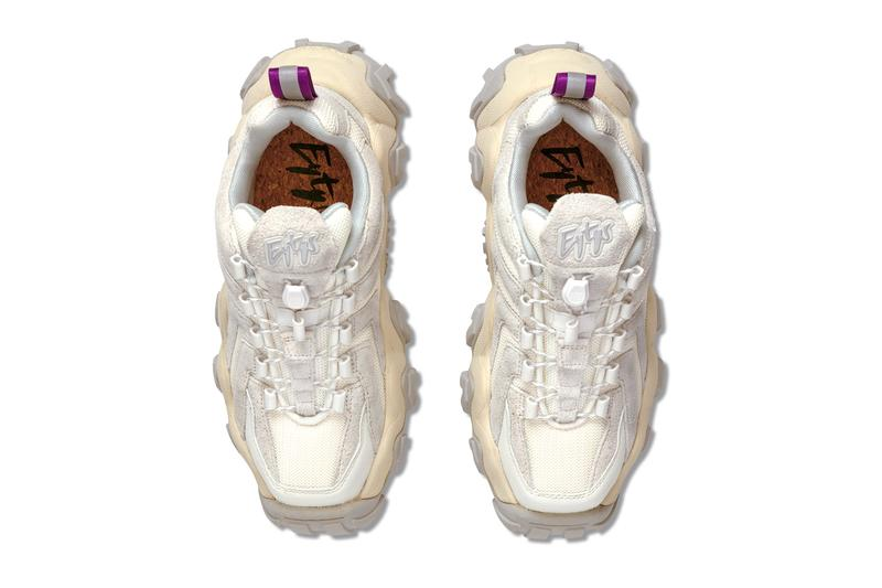 Eytys Halo Grey/Beige hbx sneakers shoes kicks footwear