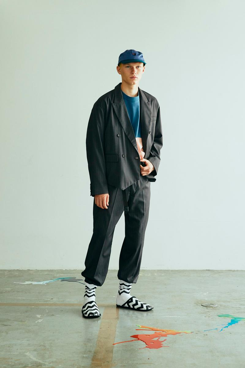 F-LAGSTUF-F Spring/Summer 2020 Collection Lookbook ss20 flagstuff japan