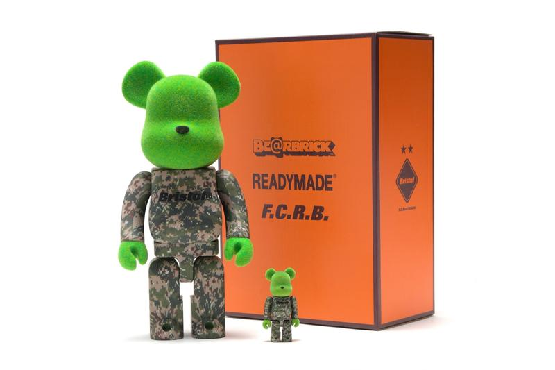 FC Real Bristol READYMADE 20 Anniversary Collection bearbrick medicom toy us army utilitarian jackets homeware box fall winter 2019 collaborations japanese