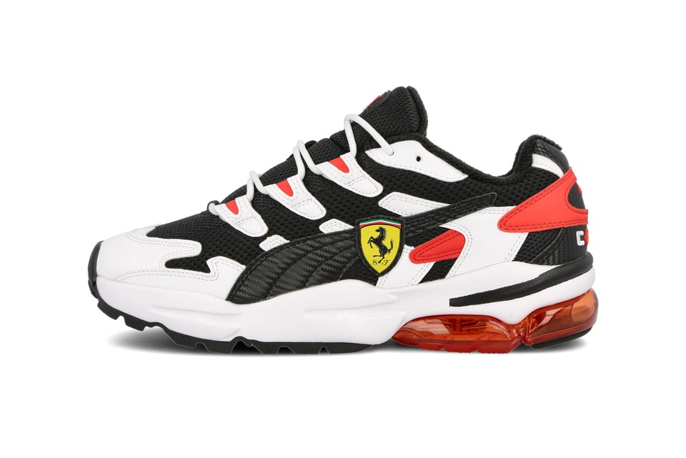 Ferrari and PUMA Advance Partnership With New SF Cell Alien