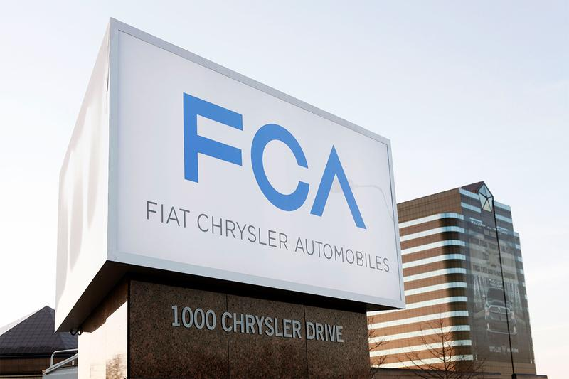 Fiat Chrysler and PSA Peugeot Merger Announcement automaker cars manufacturing automobile automotive industry
