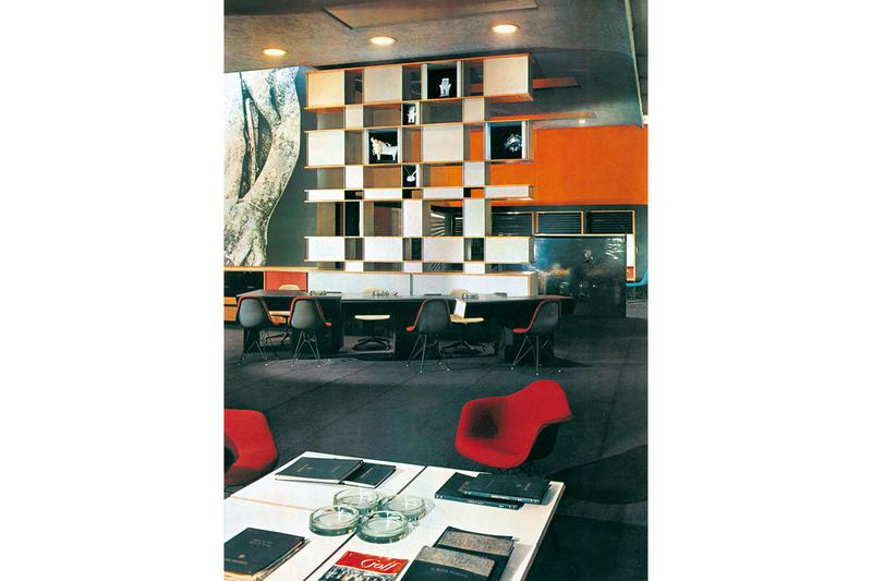 Fondation Louis Vuitton Charlotte Perriand Exhibit Furniture Interiors Chairs Léger Shelves Stools