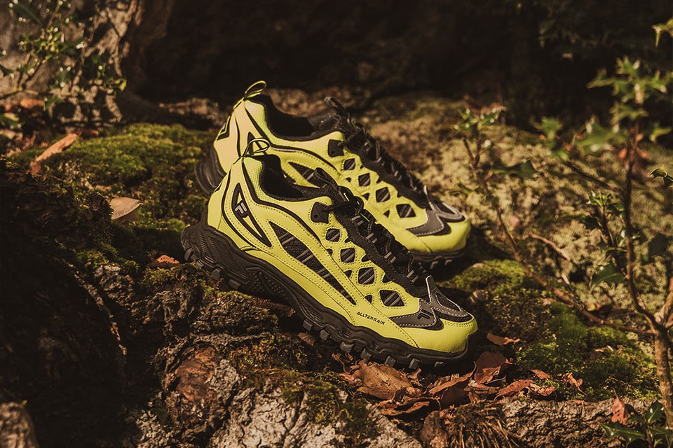 Footpatrol and FILA Head to the Great Outdoors With New Boveasorus 98 AT