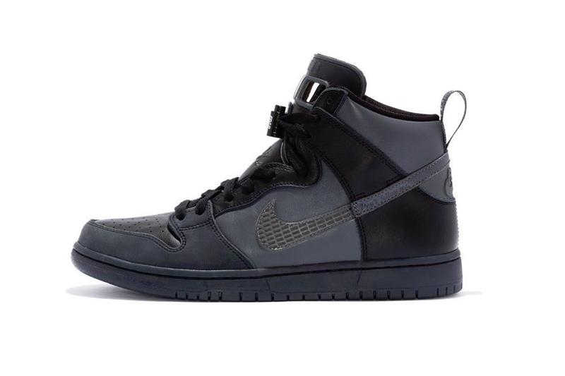 FORTY PERCENT AGAINST RIGHTS x Nike SB Dunk High release details nike collaborations WTAPS Tetsu Nishiyama