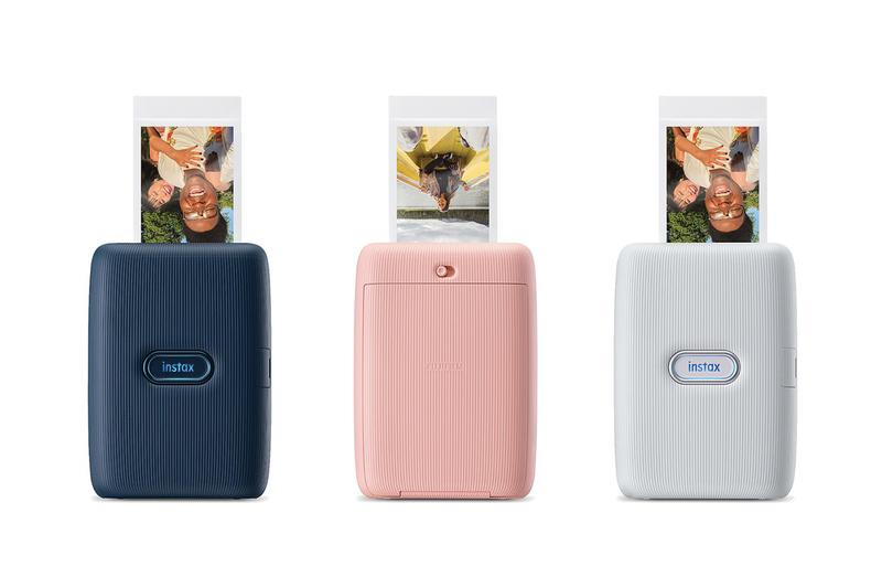 Fujifilm Instax Mini Link Smartphone Printer Info Release buy Printing polaroid