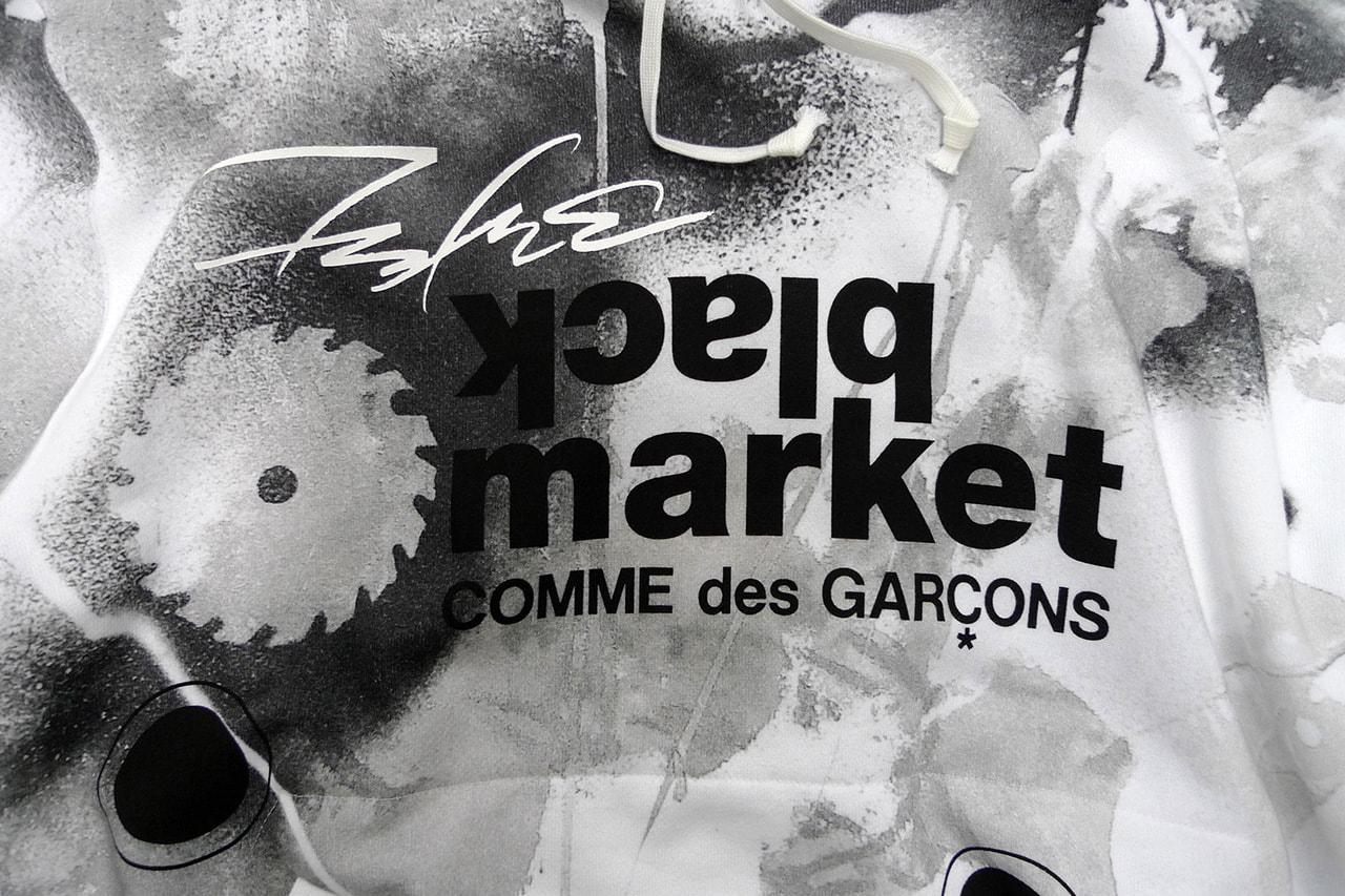 Futura 2000 x COMME des GARÇONS