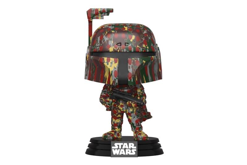 Futura Funko Star Wars Boba Fett Collection