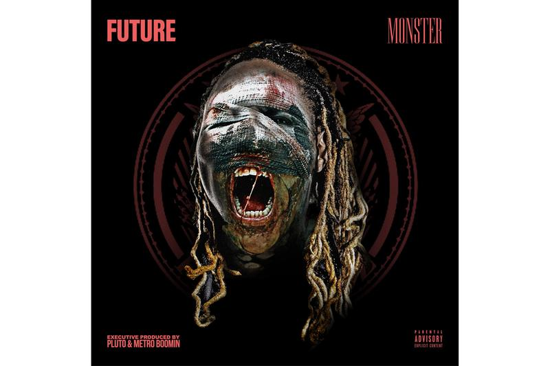 Future Monster Mixtape Stream Release info Date Listen 2019 New Song Track Music Metro Boomin Intro Abus Skit coedine crazy My savages Fuck Up some Commas