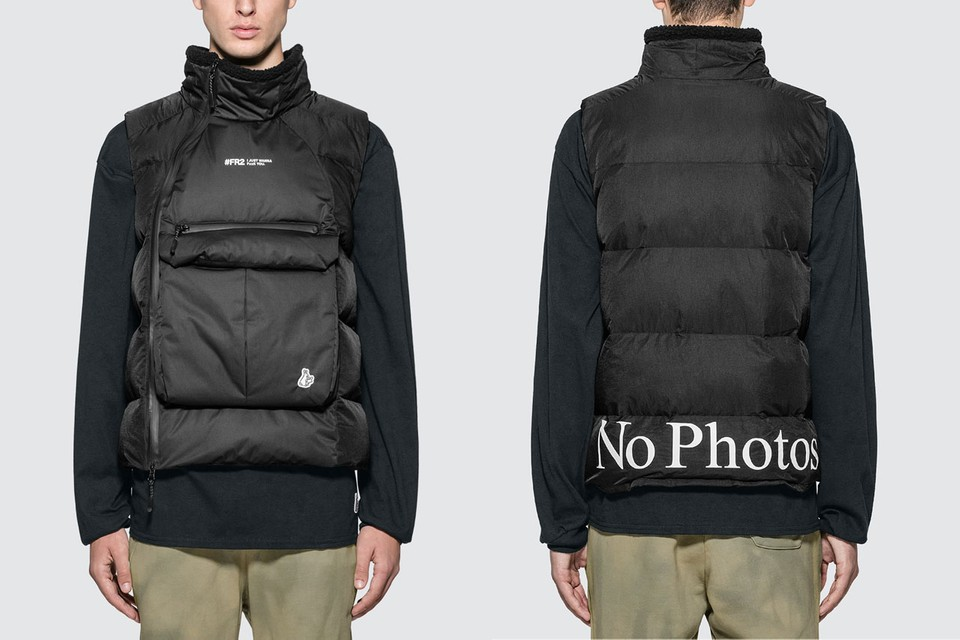 Fxxking Rabbits Embeds a Backpack Into FW19 Photographer Vest