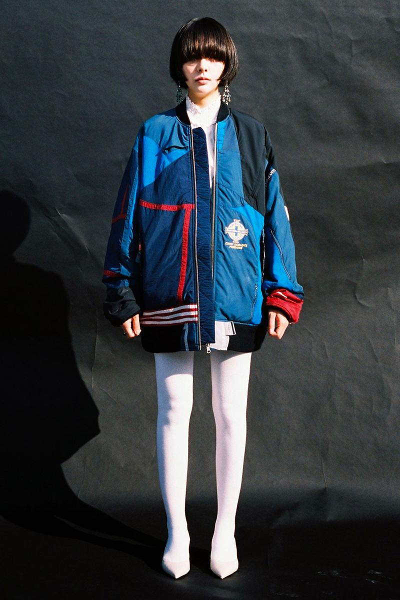 Gakuro Vintage Sportswear Fall Winter 2019 Capsule Collection Jackets South Korean Fashion