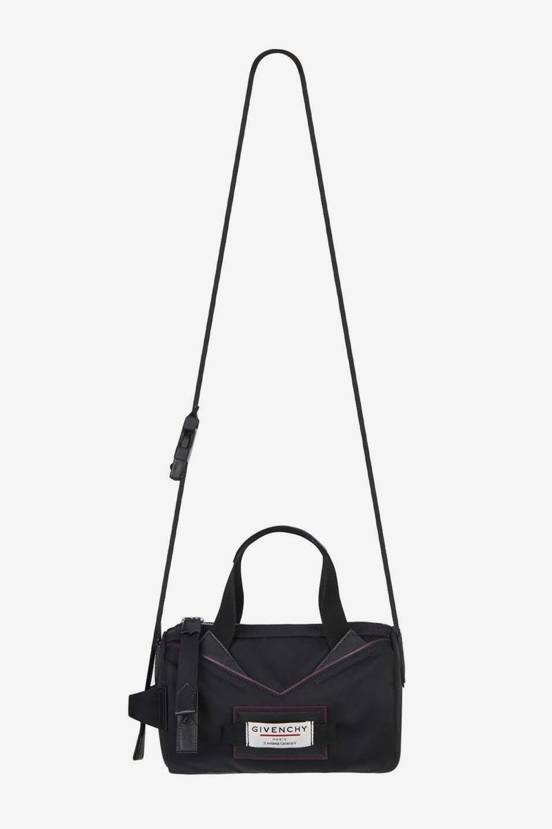 "Givenchy ""Downtown"" Accessories Collection Release Weekend Bags Belt Crossbody Backpacks White Black Red Floral"