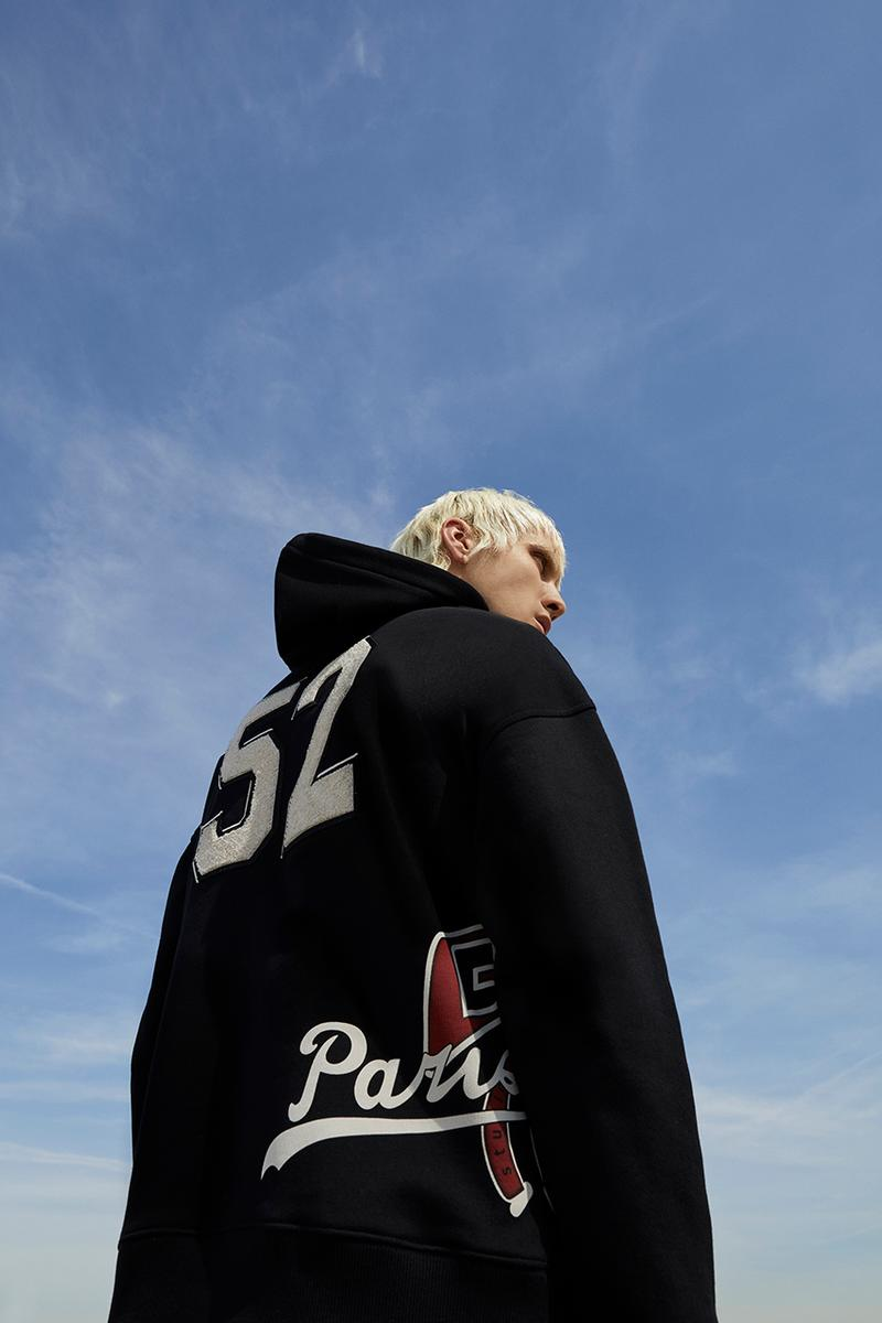 Givenchy Launches First US Online Store Capsule Collection exclusive t-shirt hoodie luxury retailer