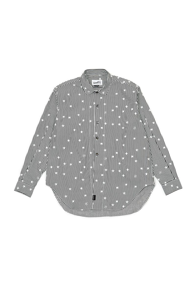 Goodhood x Wemblex Vintage-Inspired Stars & Stripe Shirts Release Information Ivy League 1953 Retro Shirting Button Ups Casual-wear Punk Seditionaries Anarchy