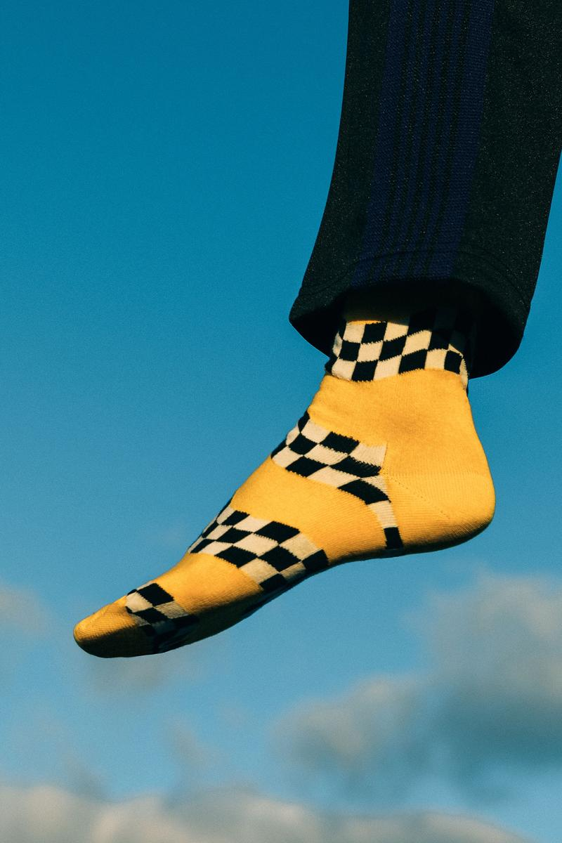Happy Socks Beatles Collaboration Fall/Winter 2019 colorful accessories socks swedish design best socks statement making fall winter Viktor Tell and Mikael Soderlindh