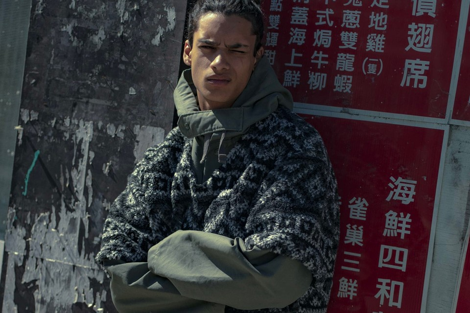 HAVEN's FW19 Editorial Spotlights Warm Layers and Patchwork Designs
