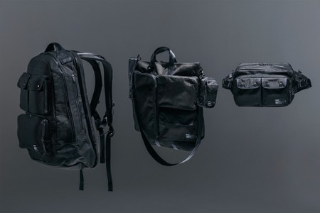 HAVEN Links up With PORTER® for Special CORDURA® X-PAC Bags