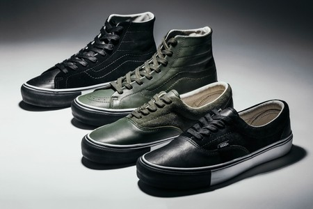 HAVEN & Vans Release Military-Inspired Footwear Classics