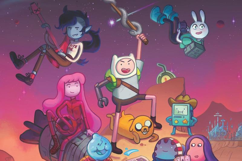 HBO MAX Cartoon Network Adventure Time Specials