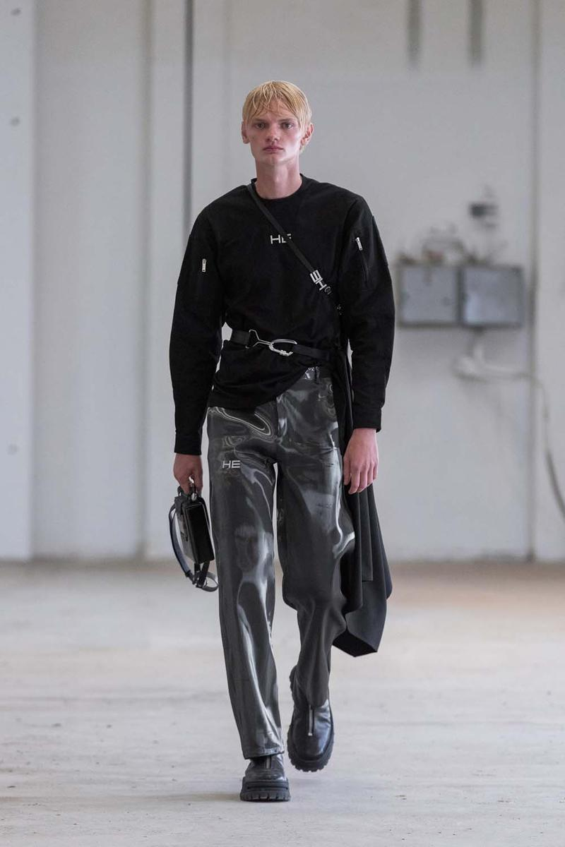 Heliot Emil Spring/Summer 2020 Runway Collection looks ss20