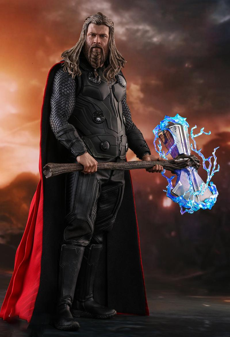 Hot Toys MMS557 1/6th Scale Thor Collectible Figure Avengers Endgame