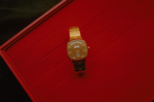 Gucci Redefines Classic Timepiece Design With New Grip Watch