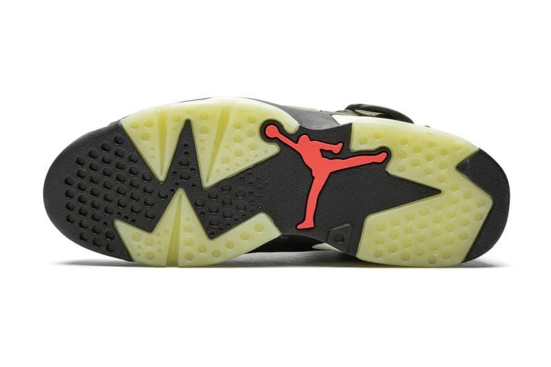 "Travis Scott x Air Jordan 6 ""Cactus Jack"" sneaker release where to buy price 2019 raffle"